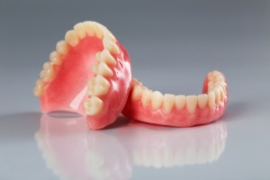 Advertising for the Denture Shop
